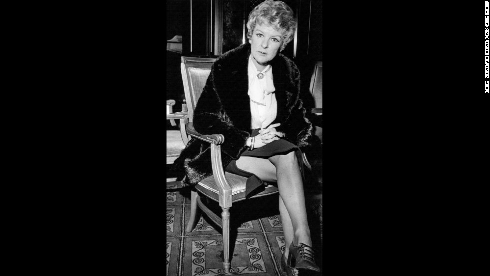"Stritch was well-known and beloved for her work on Broadway. She starred as Joanne in the Stephen Sondheim musical, ""Company,"" where she performed the famous number ""The Ladies Who Lunch.""  Once again she was nominated for a best actress Tony in 1971."