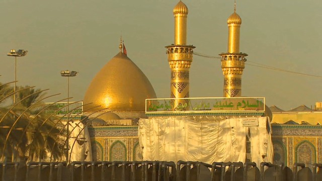 Shia sign up to save shrines in Iraq