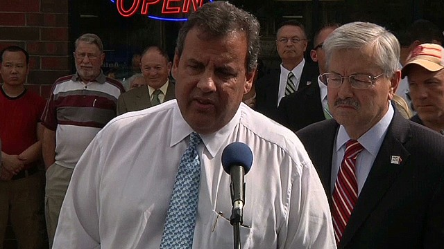 Christie: Obama doing awful job on border