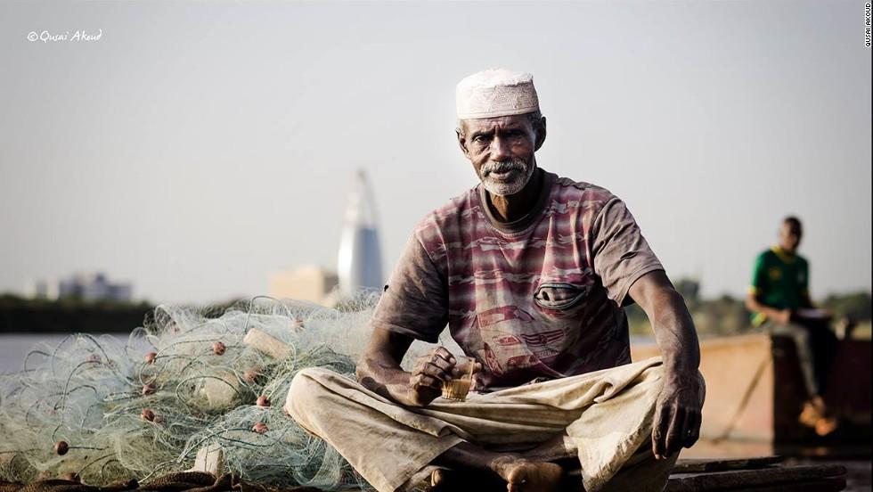 Arresting photo series captures spirit of Khartoum - CNN.com