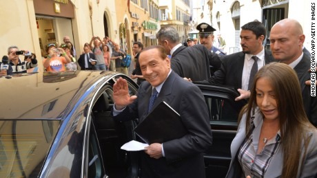 Silvio Berlusconi Fast Facts