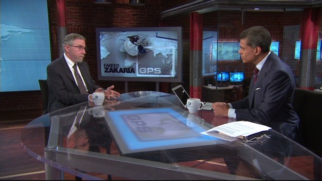 GPS: Krugman on the U.S. economy