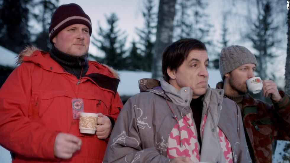 """House of Cards"" isn't the first original show to debut on the service. ""Lilyhammer,"" starring Steven Van Zandt as an American gangster in Norway, premiered February 6, 2012, with all eight episodes available for streaming right away -- a distribution arrangement the company does for many of its series."