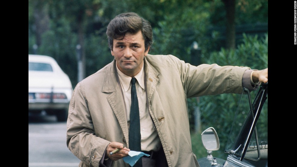 "On other networks, long-running television series such as NBC's ""Columbo"" dominated the airwaves. Even in summer reruns, viewers eagerly tuned in to see Peter Falk's beloved homicide detective solve crimes in a reverse whodunit format."