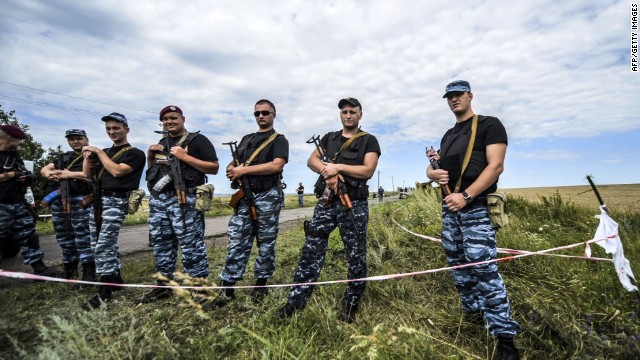 MH17 shot down: Who did it?