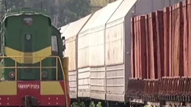 MH17 bodies arrive in Kharkiv
