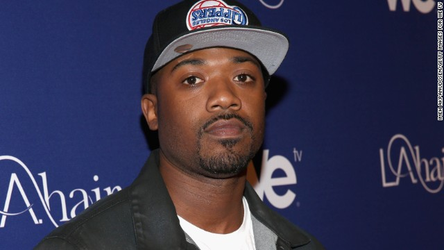 "Ray J Norwood is shown at a premiere event for season three of WE tv's ""L.A. Hair"" on May 21 in Santa Monica, California."