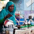 Humans of Khartoum tea lady market