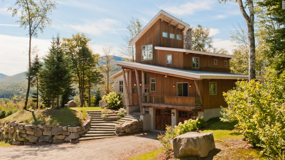 Be a celebrity or just rent their home for Home builders in new hampshire