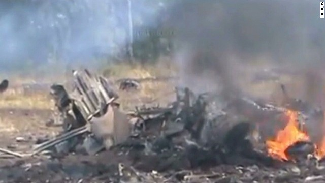 Ukraine: Rebels knew jet was commercial