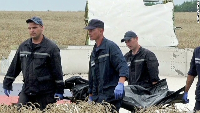 Identifying MH17 victims a complex task