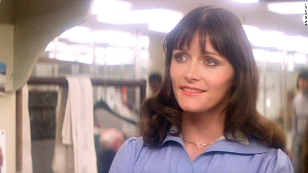"It's hard to choose a favorite Lois as there's been so many over the years, but we'll go with Margot Kidder's tough as nails reporter from the Christopher Reeve ""Superman"" movie series."