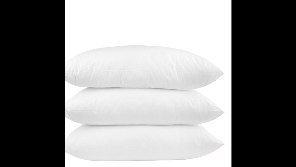 Bed Pillows: Every three to six months