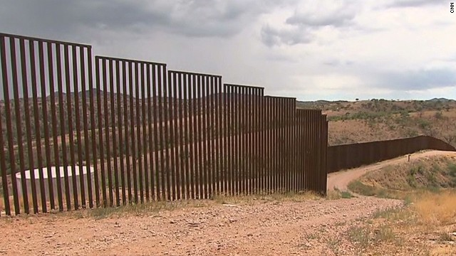How is Obama handling the border crisis?