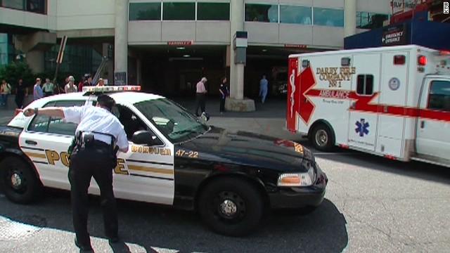 Fatal shooting at medical facility