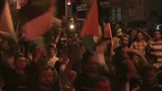Anger grows in West Bank over Gaza strike