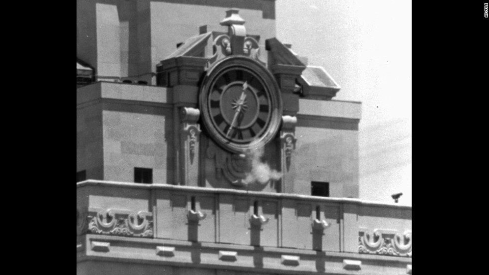 "On August 1, 1966, <strong>Charles Whitman</strong> -- who had already killed his wife and mother -- went to the top of the University of Texas Tower and shot 46 people, killing 16. In the '60s, such a mass shooting was almost unthinkable. In recent years, <a href=""http://www.cnn.com/2013/09/16/us/20-deadliest-mass-shootings-in-u-s-history-fast-facts/"">we've experienced them more often</a>."
