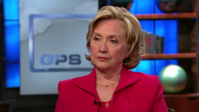 Clinton on the Russian Reset