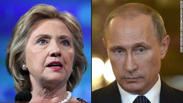 Why Putin fears a Clinton presidency