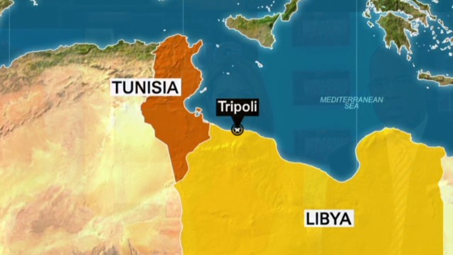 U.S. Embassy in Libya evacuated