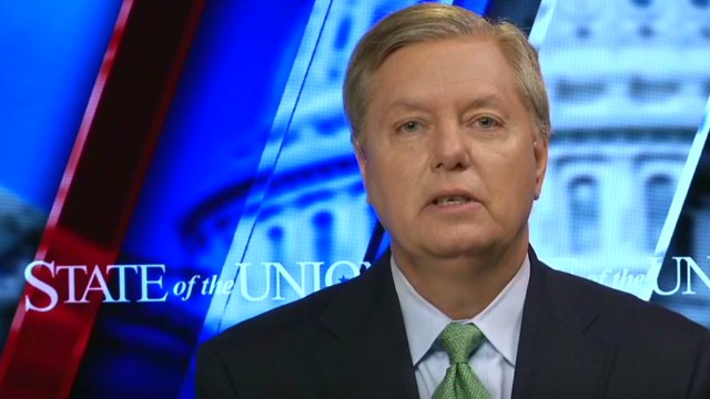 Graham: Obama has been 'AWOL'