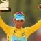 Nibali wins 2