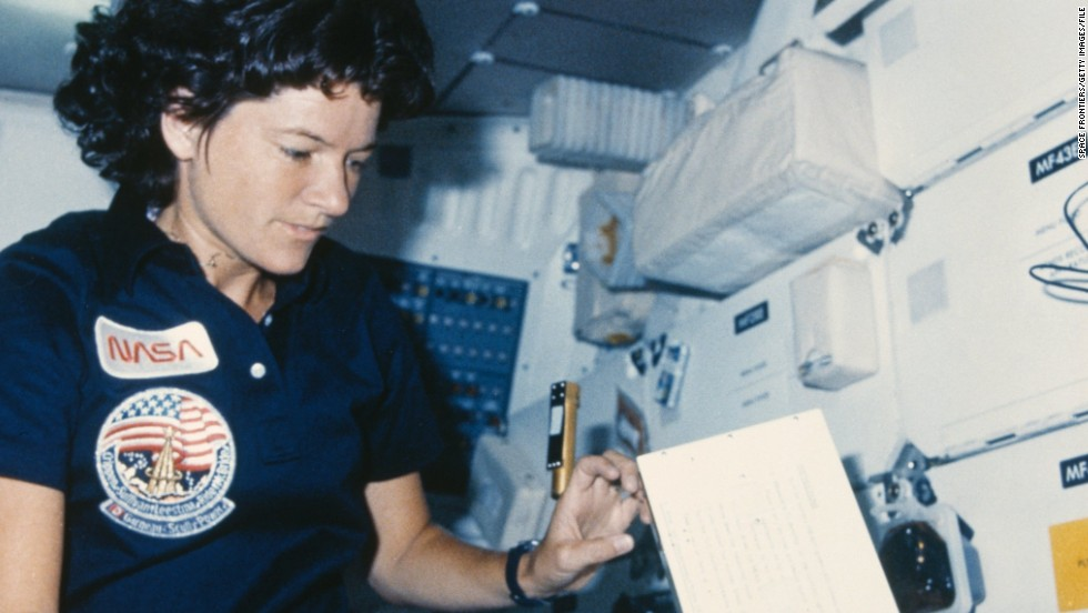 nasa sally ride women - photo #12