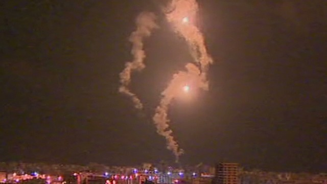 Explosions, gunfire in Gaza fighting