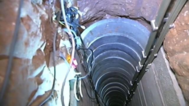 cnnee savidge gaza tunnels to israel_00010802.jpg