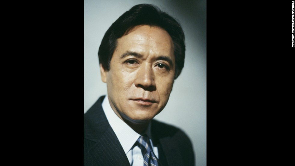 james shigeta spouse