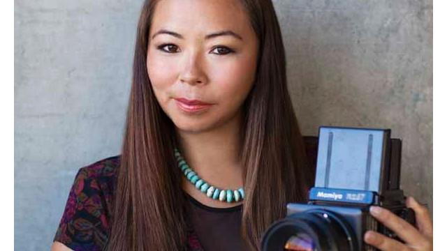 Photographer Matika Wilbur
