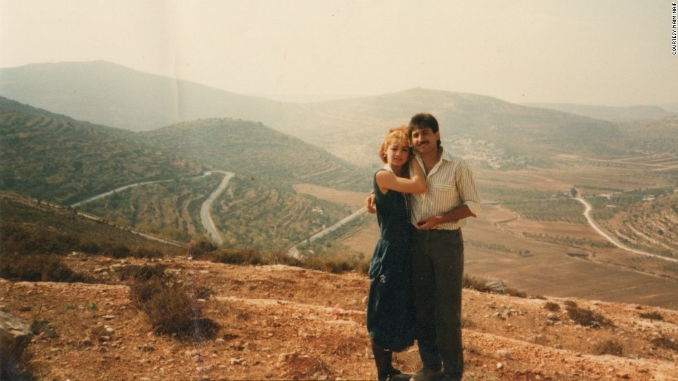 Naif's parents, Suzy and Karim, met while they were both living in Michigan. The pair returned to the West Bank soon after getting engaged. In 1985, they tied the knot in their homeland and lived there for a few years.