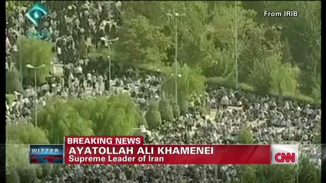 Iran tries to reignite ties to Hamas