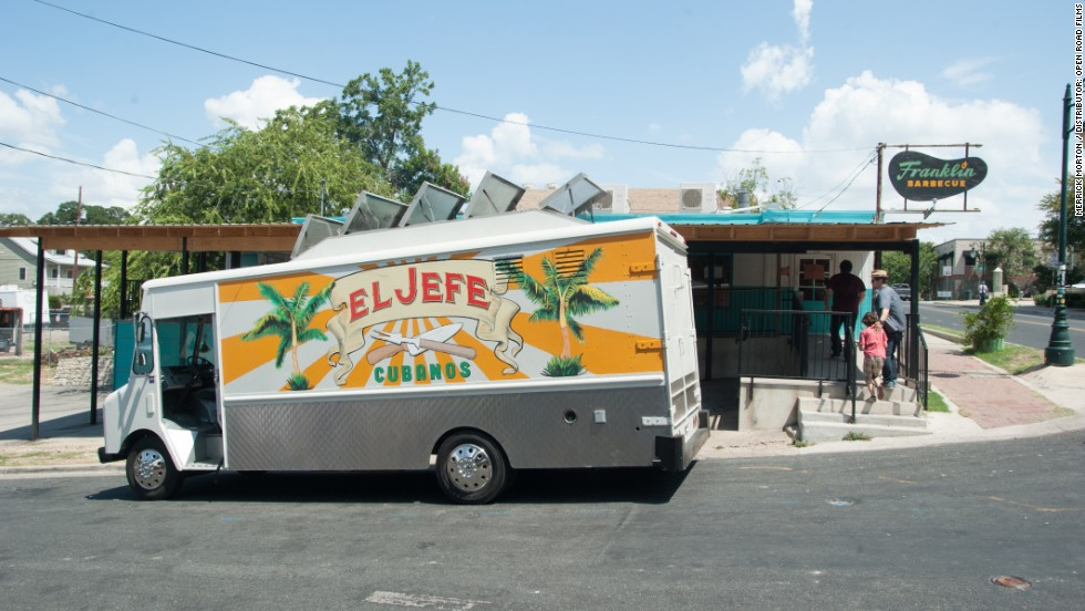 "The 2014 film ""Chef"" traces the fictional El Jefe food truck on its rise from Miami obscurity peddling Cubano sandwiches to a place in the Los Angeles culinary pantheon."