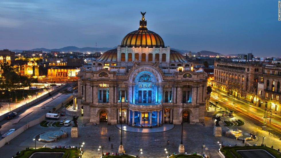 Top  Biggest Cities In Mexico