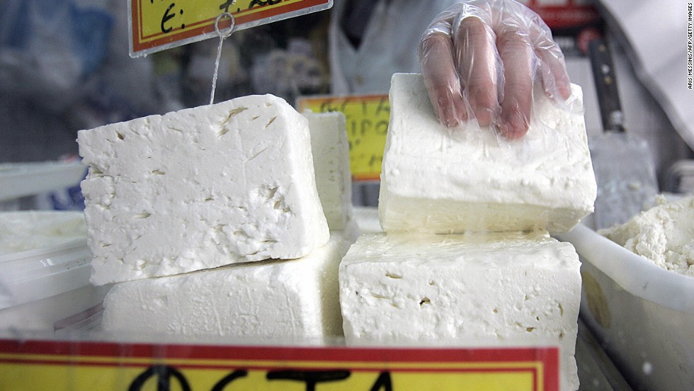 Feta is now officially a Greek product. It wasn't always that way.