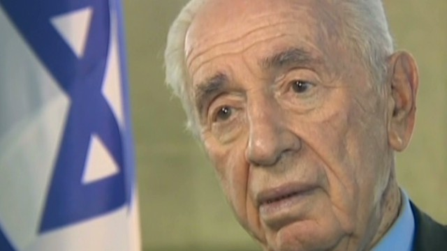 meast Blitzer Peres interview civilian casualties Newday _00025511.jpg