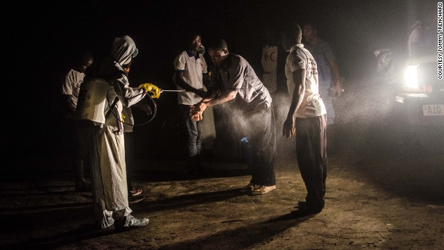 Ebola epidemic 'unprecedented'