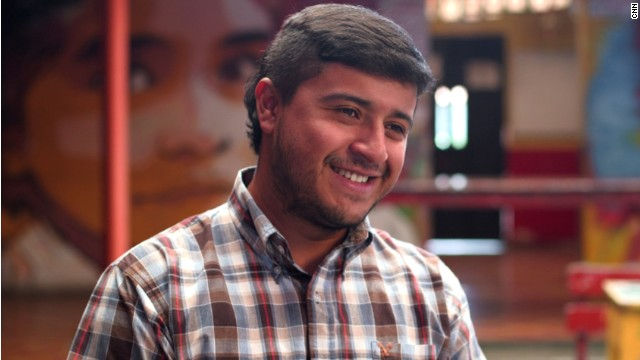 Juan Pablo Romero Fuentes' nonprofit has helped over 1,000 children.