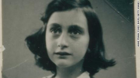 Friday, August 1, 2014, marks the 70th anniversary of Anne Frank's final diary entry before being discovered, arrested sent to a German concentration camp. This is a 1942 photo of Anne Frank, who describes this image in her diary 'This is a photo as I would wish myself to look all the time. Then I would maybe have a chance to come to Hollywood.' Click through the gallery to see other pages from her diary.