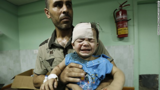 Could Israel face war crimes charges?