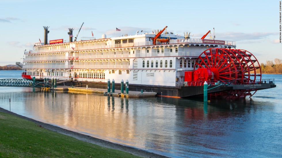 The American Empress in Washington had its first launch in April 2014, although it spent five years cruising Alaska's waters under a different name.
