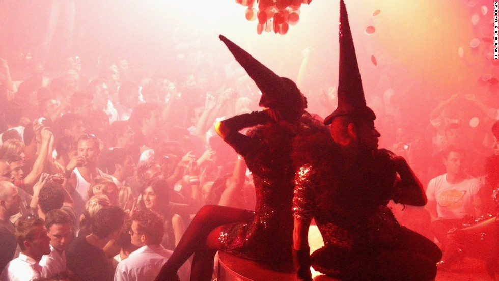 Ibiza is nightclub Mecca. Venues, such as Pacha nightclub, aren't clubs, they're life experiences.