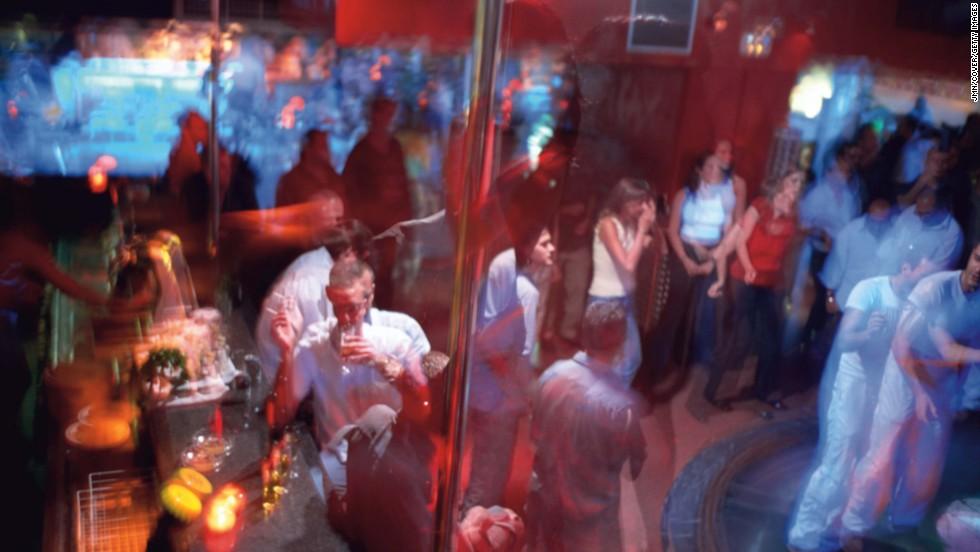 World 39 s best nightlife cities - Strip club barcelona ...