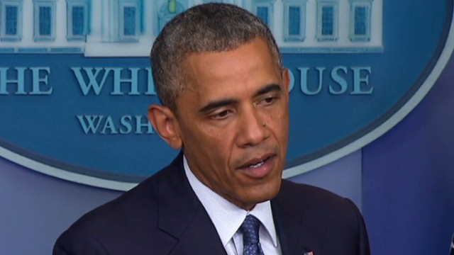 Obama condemns cease-fire violation