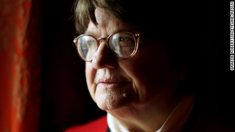 Sister Helen Prejean is a Roman Catholic nun and a leading advocate for the abolition of the death penalty.