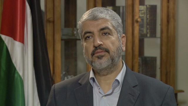 Hamas leader condemns Israel
