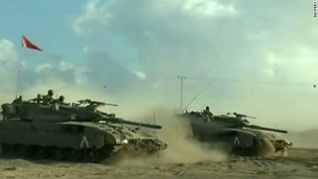 Israel and Hamas accept new cease-fire
