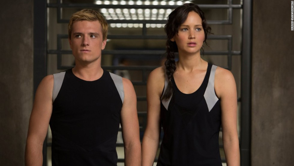 "<strong>No. 2: </strong>""The Hunger Games"" actress Jennifer Lawrence earned $34 million between June 2013 and June 2014 -- not so surprising considering the star's tireless work ethic. In addition to a ""Hunger Games"" sequel, ""Catching Fire"" (with Josh Hutcherson), she also starred in ""American Hustle"" and ""X-Men: Days of Future Past."""