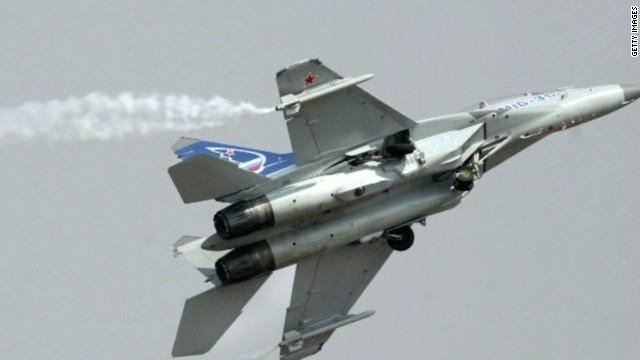 U.S. and Russia spar over spy plane